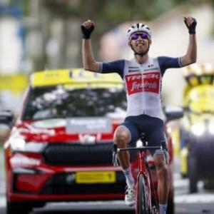 ツール・ド・フランス2021(第14ステージ)