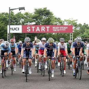 東京五輪自転車競技 女子ロードレース
