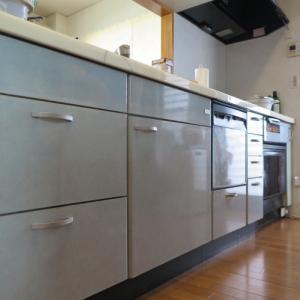 「豊かな時間」を捻出するミーレ食器洗い機。★リフォーム事例