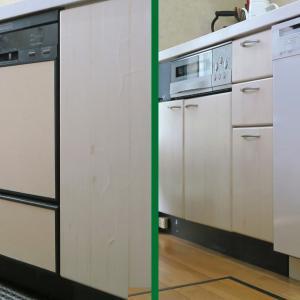 国産食洗機⇒Miele食洗機へ。★入替事例