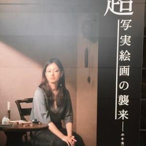 『特別展 超写実絵画の襲来 ホキ美術館所蔵』