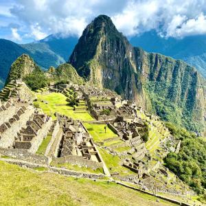 【ペルー旅行記⑤】念願の!!マチュピチュの絶景に感動&インカ道ハイキング♪
