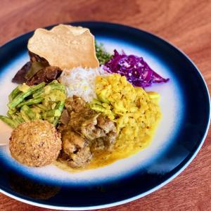 小松市「aniki no curry」@NEWOPENのスリランカカレー店に行ってきました♪