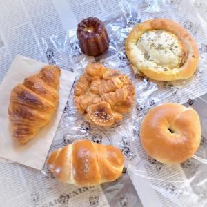 野々市市「シエンブラン」@ハード系からもっちりパンまで豊富なラインナップが魅力的♪