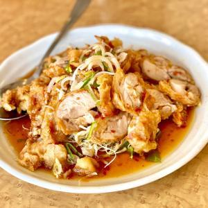 野々市市『台湾料理 昇龍』@沢山食べたい時はココ!油淋鶏と台湾風炒飯で満腹に♪