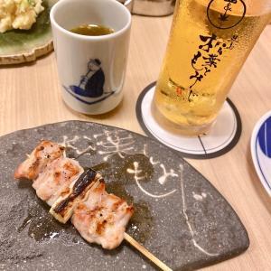 クロスゲート金沢『松葉ともみじ』@店主こだわりの焼鳥をお任せで♪一品も美味しい焼鳥屋さん♡