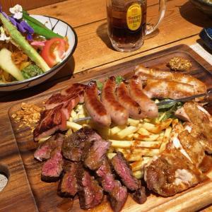 金沢市「金沢炉端 肉る's」@肉肉肉!!うまい肉と最新スイーツ、フローズンマシュマロ♪