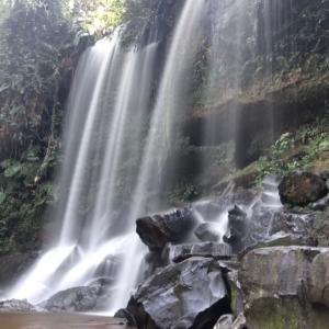 プノンクーレン滝