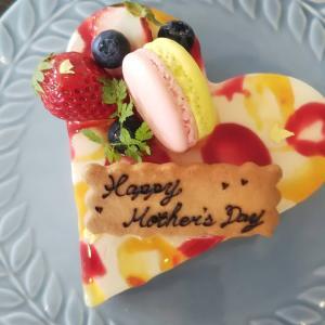 母の日限定ケーキのご案内