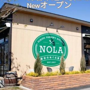 道の駅おかべにオープンしたレストラン