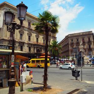 Catania(カターニア)に行ってみた