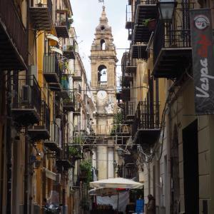 Palermo街歩きスナップ