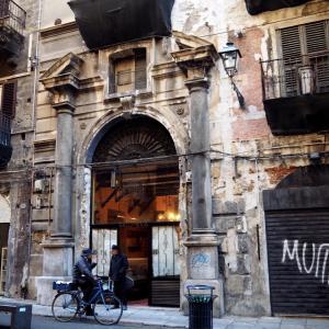 Palermoストリートスナップ