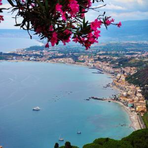 Taormina(タオルミーナ)到着
