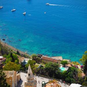 Taormina view まとめ