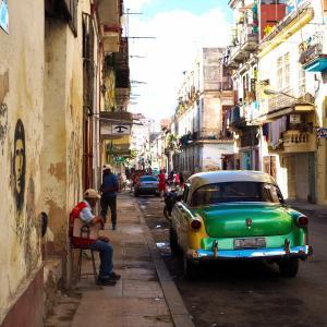 La Habana Cuba(キューバ)に来てみた