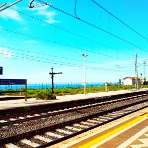 Taorminaへ移動