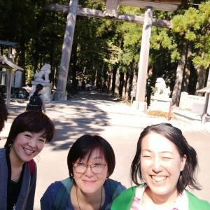 熊野本宮大社・玉置神社お詣り行ってきました。