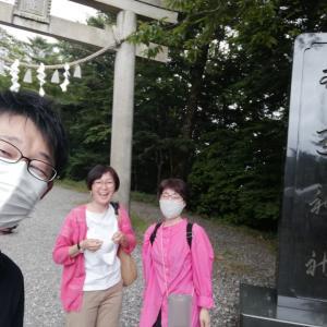 熊野本宮大社・玉置神社お詣りツアー行ってきました。