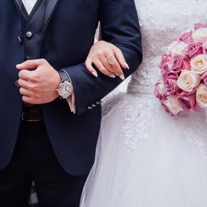 一緒にいて安心だったから、で結婚