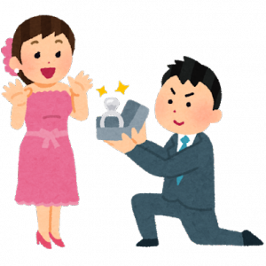 婚活たった8ヵ月でプロポーズ!アラサー自滅女子のプロポーズ物語