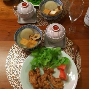 茶碗蒸しと今日の晩御飯♪