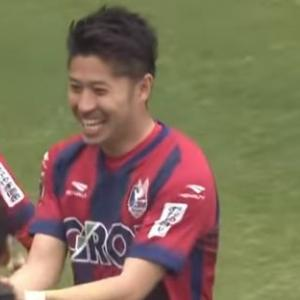 [ファジアーノ岡山]DF田中裕介が右下腿部肉離れと発表 全治3~5週間 今季リーグ戦36試合出場 1ゴール!