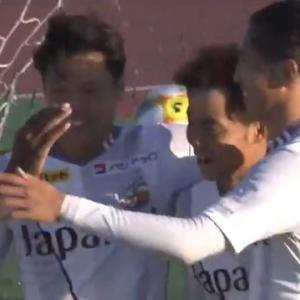 [V・ファーレン長崎] FWイバルボが加入後2ゴール目!! 敵地で3-1逆転勝利 5試合ぶりの白星!!
