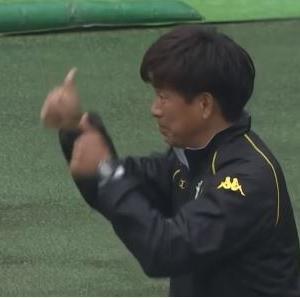 [ジェフ千葉] 江尻監督今シーズンをもって退任を発表! 今後の役職については改めて発表