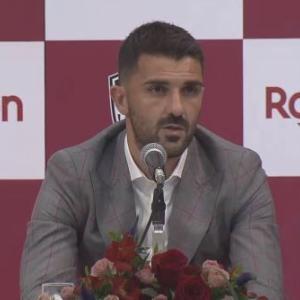 [J1]神戸 元スペイン代表FWダビド・ビジャ今季限りで現役引退!! 盟友イニエスタへの感謝「一緒に、天皇杯のタイトルを」