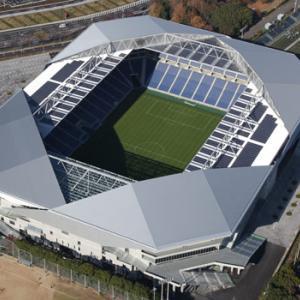 [J1]ガンバ大阪 本拠地パナスタが2020年の日本建築学会賞 作品賞を受賞!!「サッカーを愛する人びとの心を掴んだ」