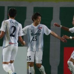 【ザスパクサツ群馬】後半AT DF小島雅也が劇的決勝ゴールで逆転勝利!! 群馬が4戦ぶりの白星!!