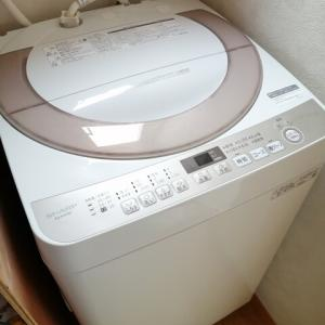 *洗濯機 買い替え!!!