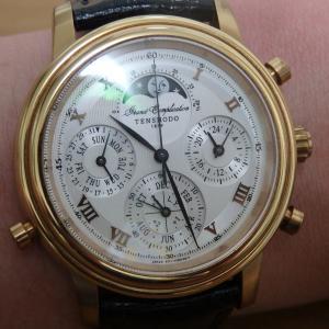 今日の時計:天賞堂 グランドコンプリケーション