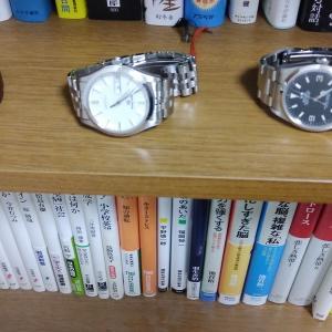 ロレックスとグランドセイコー(普段使いの時計たち)
