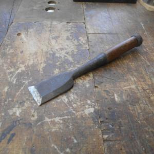 竹の自作道具作り 厚みを合わせる道具