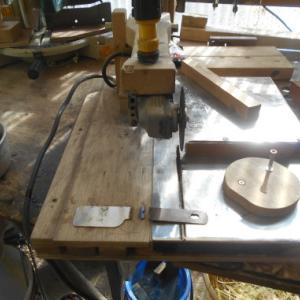 竹の自作道具改良 幅引き