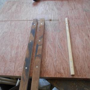 自作 木工バンドソー⑮