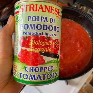 シミ対策!トマトを使ったバターチキンカレー