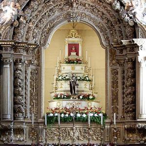 宮殿とアズレージョの旅ー タブレイロスの祭り(2)