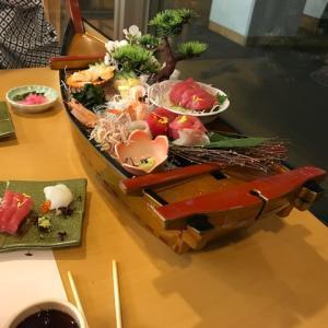 和歌山三重 3/24-25 撃沈 (温泉旅行)
