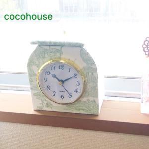 香水瓶型時計とバッグ型マスクケースをジュイがら、バッグ型ティッシュボックス、カードケースなど