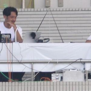 カリスマ解説者 戸田和幸氏の来訪