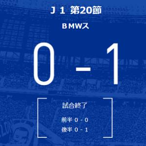 湘南VS東京戦を観てつらつらと思う