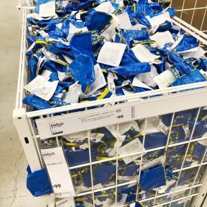 IKEAの商品にヒトメボレ♪