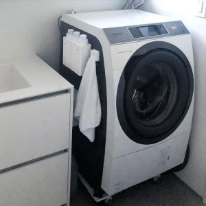 【洗濯機のお掃除】分解掃除して初めて取れると知った場所