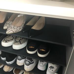 目から鱗!お客様にとっても喜ばれた靴収納力アップの方法♪