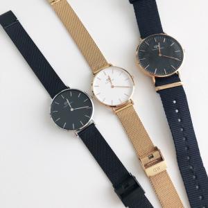 DW腕時計の電池交換の仕方