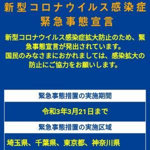 【感】緊急事態宣言延長で更に遠退く初釣り