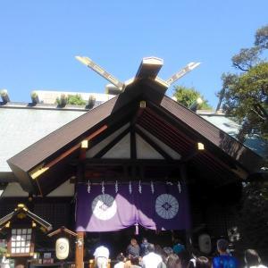 【感】東京大神宮で銀婚の集いに参加する